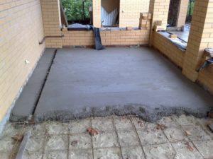 Заливка бетонных полов в Санкт-Петербурге