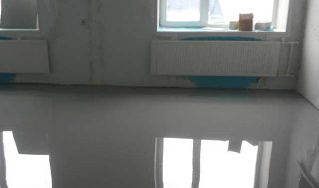 Полиуретановый пол для дома в Санкт-Петербурге