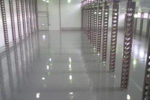 Устройство упрочненных бетонных полов