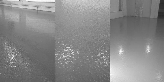 Антискользящий наливной пол в Санкт-Петербурге